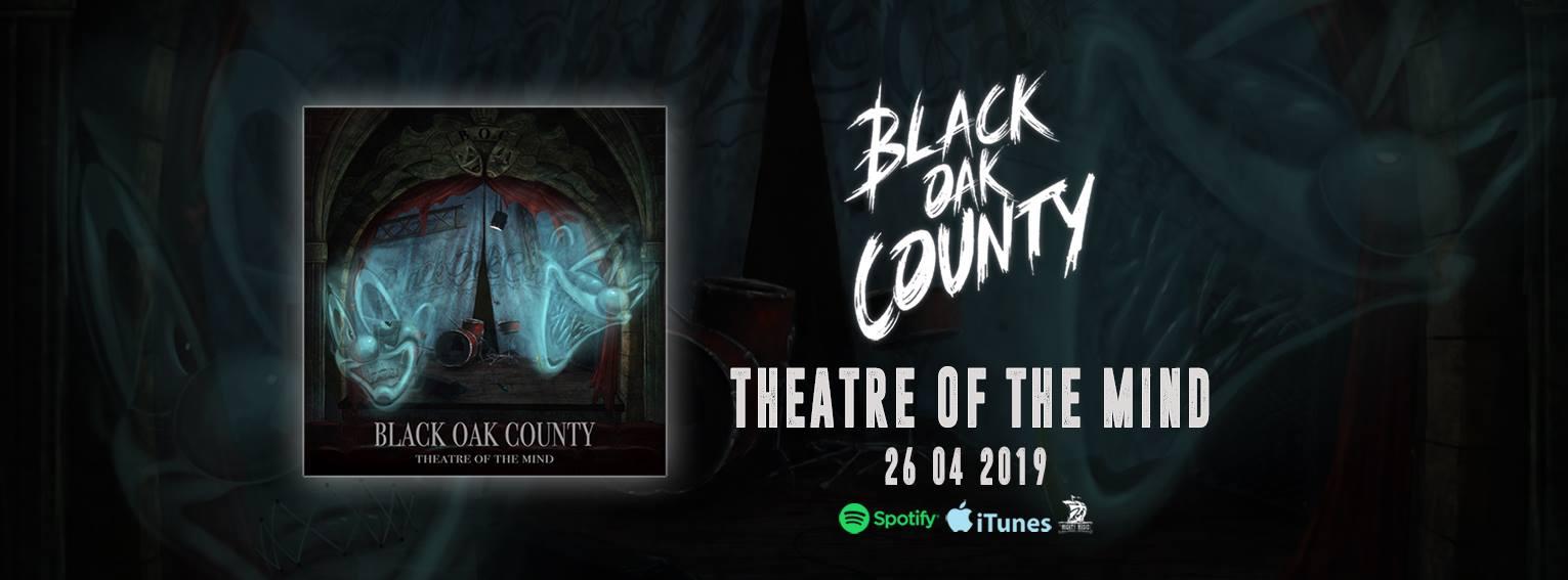 BLACK OAK COUNTRY - new album